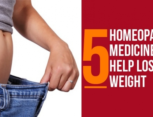 Top 5 Homeopathic Medicines to help Lose Weight